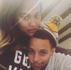 e077640116fc Pin for Later  Stephen and Ayesha Curry Are the Cutest Couple in the NBA