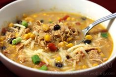 Crockpot chicken enchilada soup.  Stoke the pot in the morning, dinner for the kids in the afternoon.