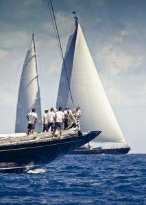 Caribbean Superyacht Regatta  Rendezvous in Virgin Gorda, B.V.I.