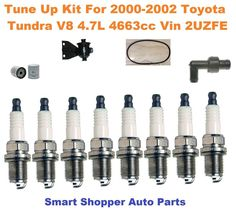Tune Up Kit Oil Drain Plug Gasket for Toyota Camry L4; 2.2L 1992-1993