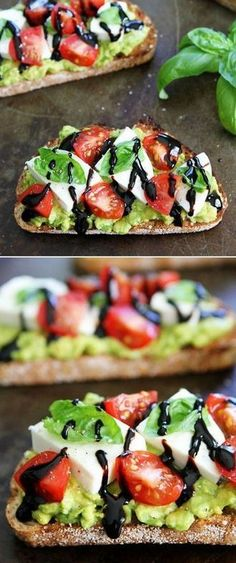 Caprese Avocado Toast Recipe on twopeasandtheirpo…. The BEST avocado toast! Yo… Caprese Avocado Toast Recipe on twopeasandtheirpo…. The BEST avocado toast! You HAVE to try this one! Think Food, I Love Food, Avocado Dessert, Avocado Salad, Keto Avocado, Egg Salad, Avocado Egg, Avocado Breakfast, Mexican Breakfast