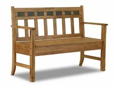 Sedona Bench by Sunny Designs
