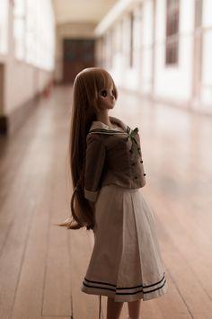 Mirai Suenaga Smart Doll by ぇびすびあ