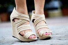 Amazing wedges!