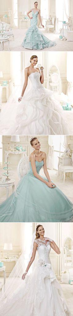 25 Dreamiest Wedding Dresses of 2015 - Nicole Spose – Nicole