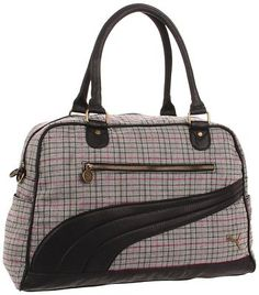 Puma Carryall Athletic Purse Handbag Bag