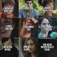 You were never really there❤✌ - {#thedivergentseries #divergent #insurgent #allegiant #ascendant #trisprior #foureaton #tobiaseaton  #thefaultinourstars #tfios #hazelgracelancaster #augustuswaters ✨ #percyjackson #demigod  #thg #thehungergames #katnisseverdeen #peetamellark #galehawthorne #fire #hungergames #catchingfire #mockingjay #tw #stilinski #teenwolf  #shadowhunters  #fandom #fangirl #books} -