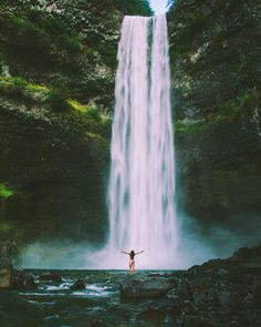 Brandywine Falls, Whistler, BC. Photo: miraecampbellphotos@gmail.com - Pin Curated by @Poppytalk for @Exlpore Canada