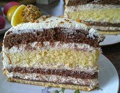 Geheime Rezepte: Giotto-Torte (Die beste und einfachste Torte der Welt)