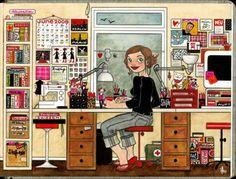 Iris Luckhaus | Illustration _ Design | Fresh News