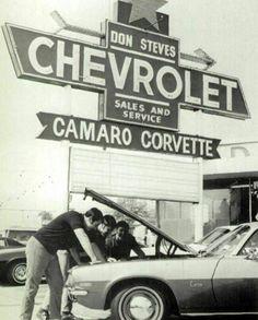 Don Steves Chevrolet dealership