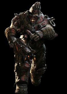Gears of war savage boomer