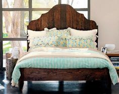 Another gorgeous bed