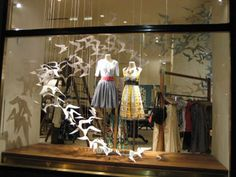 OutsaPop Trashion blog  feature on Ron Pompei, the man behind anthropologie, urban outfitters and free people's visual merchandising.