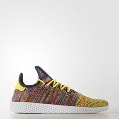 online store b7422 78af5 Adidas Originals Men s Pharrell Williams Tennis HU Sneakers Size 12 us