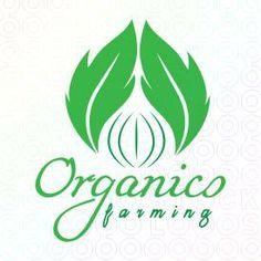 #Organics #Farm logo