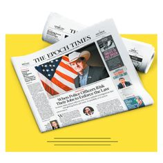 The Epoch Times Newspaper copies) – The Epoch Times Shop Times Newspaper, Epoch Time, Time Shop, Current Events