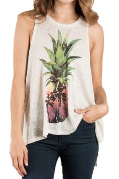 Pineapple Paradise Tank