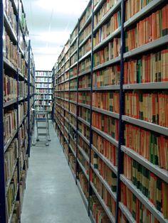 The Penguin archive #archives #archivists