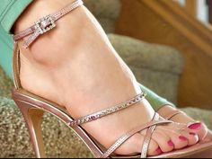 Strappy Heels, High Heels, Beautiful Legs, Sexy Feet, Ankle Straps, Actresses, Poses, Sandals, Sweet