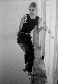 Edie Sedgwick: Walking on the edge! 1960s