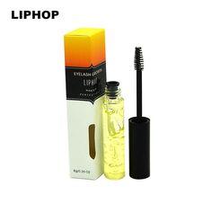 China marca LIPHOP soro de crescimento dos cílios líquido maquiagem um os Eye Lash tratamentos 100% Natural mais grosso mais alishoppbrasil