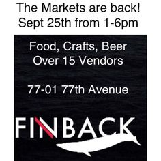We will be at the @finbackbrewery on September 25th (1-6) selling a variety of hot food! Our specialty arancini hot heroes different pastas and some sweets. Stopped by and try some of their locally made brews and some delicious eats from yours truly  #arancini #riceballs #traditional AND #nonTraditional #homemade #handmade #freshtoOrder #madeWithLove #queens #statenisland #foodie #foodporn #goodeats #nom #italianfood #delicious #truffles #leahsitalianapples #sicilian #deepfried #goldenbrown…