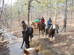 Arkansas Trail Riding Assoc, Inc.