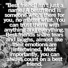 But I do not know whether there can be a one sided best friendship. Becz if it's so I have many one sided best friends. Best Friend Poems, Dear Best Friend, Best Friendship, Friendship Quotes, Attitude, Bff Quotes, Best Friends Forever, True Friends, Crazy Friends