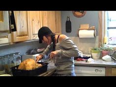 """Why is there a turkey inside of a turkey?"": Two girl hilariously fall for pregnant turkey prank — watch at 1:10 