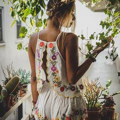 Flower child vibes ✨ @audriestorme (Shop link in bio)