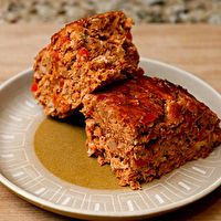 Italian American Meatloaf by Lidia Bastianich