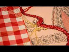 Lace, Bobbin Lace, Papillons, Embroidery