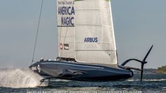 This missile is aimed at Auckland >> Scuttlebutt Sailing News Sail World, Volvo Ocean Race, Team Usa, Olympians, Auckland, American, Underwater, Sailor, Cruise