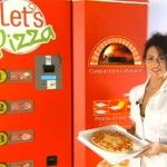The World's First Pizza Vending Machine