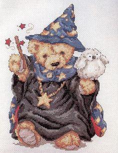 Teddy Wizard 1