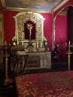 Appartamenti reali, Palazzo Pitti Firenze  #TuscanyAgriturismoGiratola