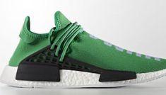 b2bbbc6e5995a Pharrell Williams x adidas NMD Human Race Will Release in Red - EU Kicks   Sneaker