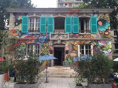 Le Pavillon Des Canaux à Paris, Île-de-France