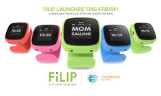 Filip: a GPS Watch For Kids
