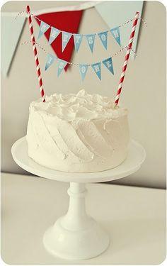 Tarta de merengue ...