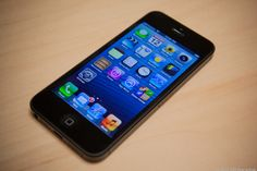 Just as the leaks promised, the iPhone 5 has a taller, 4-inch screen