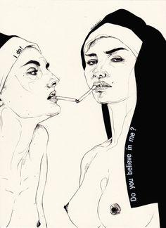 Kaethe Butcher arte erotica 21