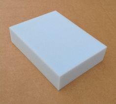 Foam Block High Density Foam Block for by OliverTwistsFibres