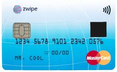 MasterCard and Zwipe's new biometric contactless payment system with inbuilt fingerprint scanner