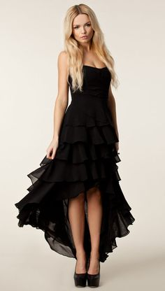 Nice Dress! I love it.