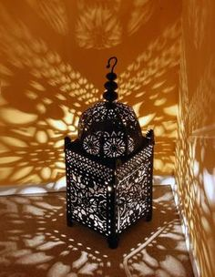 I found 'Moroccan See Through Lantern' on Wish, check it out!