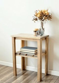 Weathered Rustic End Table   DIY End Table #endtable #diytable #beginnerwoodworking #diyproject