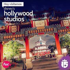 La ilusiónla realidad y el grupo #fucsiaD15 se funden #hoy por arte de magia en el Disney's Hollywood Studios  No es un lugar en el mapa es un espacio para soñar e imaginar junto a #enjoy15!