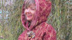 Видеокурс по валянию куртки с капюшоном: http://studiavoiloka.ru/